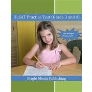 OLSAT Practice Test (Grade 3 and 4)