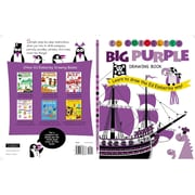 Ed Emberley's Big Purple Drawing Book (Ed Emberley's Big Series)