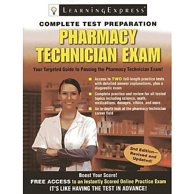 Pharmacy Technician Exam Paperback