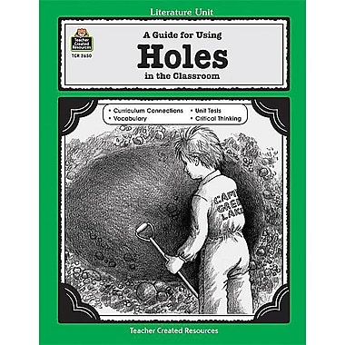 A Guide for Using 'Holes' in the Classroom