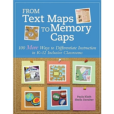 From Text Maps to Memory Caps
