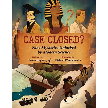 Case Closed?: Nine Mysteries Unlocked by Modern Science (Paperback)