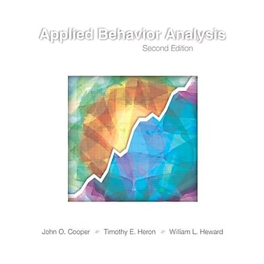 Applied Behavior Analysis (2nd Edition), New Book