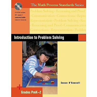 Introduction to Problem Solving, Grades PreK-2 (Math Process Standards)