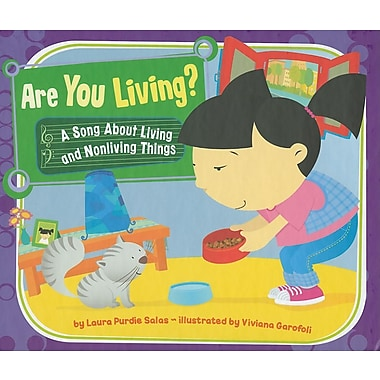 Are You Living?: A Song About Living and Nonliving Things Science Songs