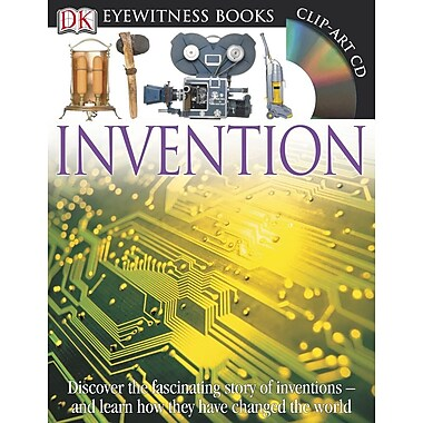 DK Eyewitness Books: Invention (Hardcover)