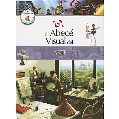 El abece visual del arte (Coleccion Abece Visual) (Abece Visual) (Spanish Edition)