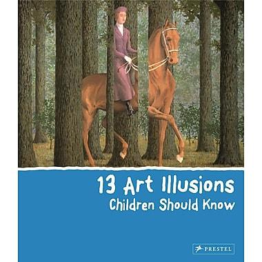 13 Art Illusions Children Should Know