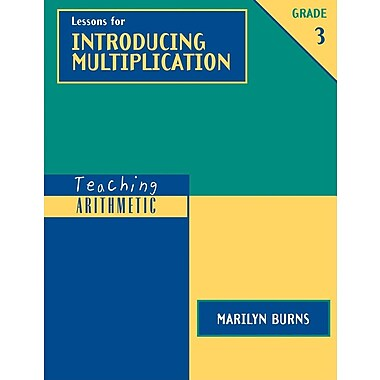 Lessons for Introducing Multiplication, Grade 3 (Teaching Arithmetic)