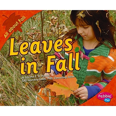 Leaves in Fall (All about Fall)