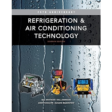 Refrigeration and Air Conditioning Technology, Used Book