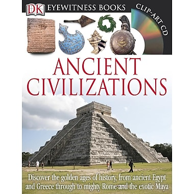 DK Eyewitness Books: Ancient Civilizations (Hardcover)