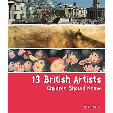 13 British Artists Children Should Know