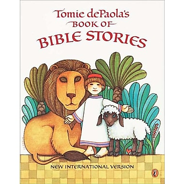 Tomie DePaola's Book of Bible Stories (Paperback)