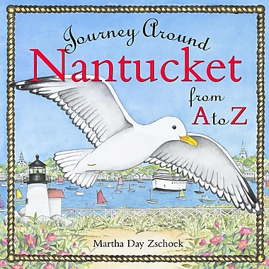 Journey Around Nantucket from A to Z (Journeys)
