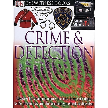 DK Eyewitness Books: Crime and Detection
