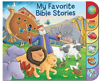 My Favorite Bible Stories 625298
