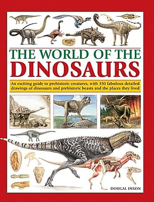 The World Of Dinosaurs 626796