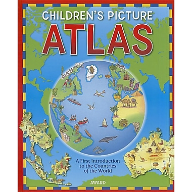 Children's Picture Atlas: A First Introduction to the Countries of the World (Award Reference)