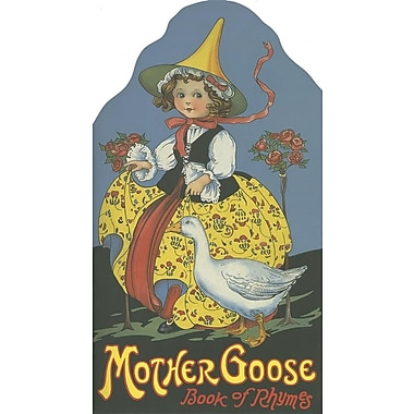 Mother Goose: Book of Rhymes (Shape Books)