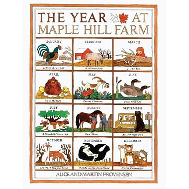 The Year At Maple Hill Farm (Turtleback School & Library Binding Edition)
