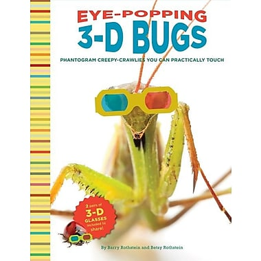 Eye-Popping 3-D Bugs: Phantogram Bugs You Can Practically Touch!