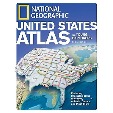 United States Atlas for Young Explorers