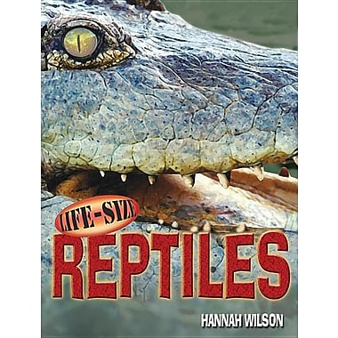 Life-Size Reptiles (Life-Size Series)
