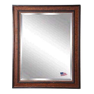 Rayne Mirrors Jovie Jane Country Pine Wall Mirror; 30.5'' H x 24.5'' W x 0.5'' D