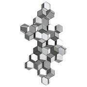 Ren-Wil Manhattan Cube Sculpture