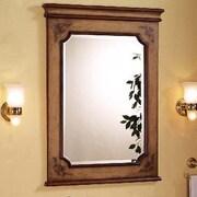 Empire Industries Flora 200 Bathroom Vanity Mirror; 34'' H x 24'' W