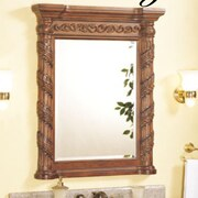 Empire Industries Tuscany Bathroom Vanity Mirror; 24'' W