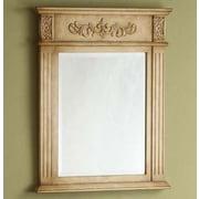 Empire Industries Sienna Vanity Mirror; Antique White