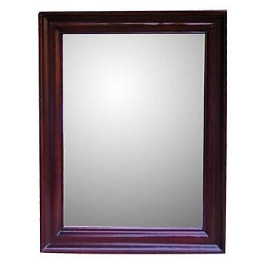 Carolina Accents Montclair Wall Mirror (Set of 4)