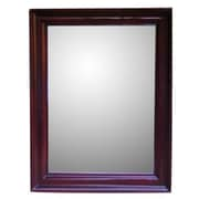 Carolina Accents Montclair Wall Mirror (Set of 4)
