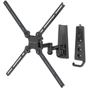 Level Mount Full Motion Extending Arm Wall Mount for 10'' - 47'' Flat Panel Screens
