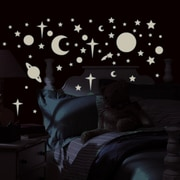 Room Mates Studio Designs 258 Piece Celestial Wall Decal