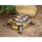 Michael Carr Oconnor Turtle Lawn Ornament; Medium