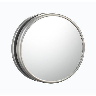 Sergena Sergena Mirror; Brushed Nickel