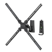 Level Mount Full Motion Swivel Wall Mount for 10'' - 40'' Flat Panel Screens