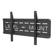 Level Mount Fixed Wall Mount for 37'' - 85'' Flat Panel Screens