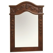 Ronbow Traditions Bordeaux Frame Mirror; Colonial Cherry
