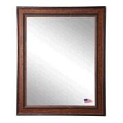 Rayne Mirrors Ava Countryside Pine Wall Mirror; 37'' H x 31'' W x 0.75'' D