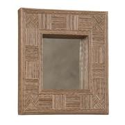 Linon Mosaic Coco Stick Rectangle Mirror