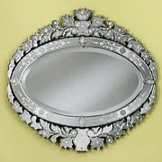 Venetian Gems Lucila Medium Wall Mirror