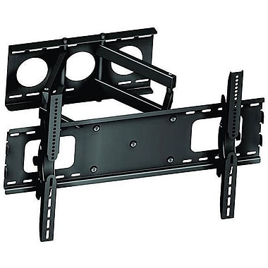 Arrowmounts Full Motion Articulating Arm/Swivel Universal Wall Mount for 30'' - 60'' Plasma/LED/LCD