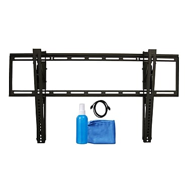 Arrowmounts Tilt Wall Mount Set for 37'' - 65'' Flat Panel Screens