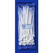 Morris Products 250 Piece Assortment Pack Nylon Cable Ties