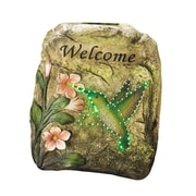 Zingz & Thingz Flying Hummingbird Stepping Stone