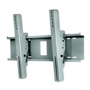 Peerless Wind Rated Tilt Universal Wall Mount for 32'' - 65'' Flat Panel Screens; Silver